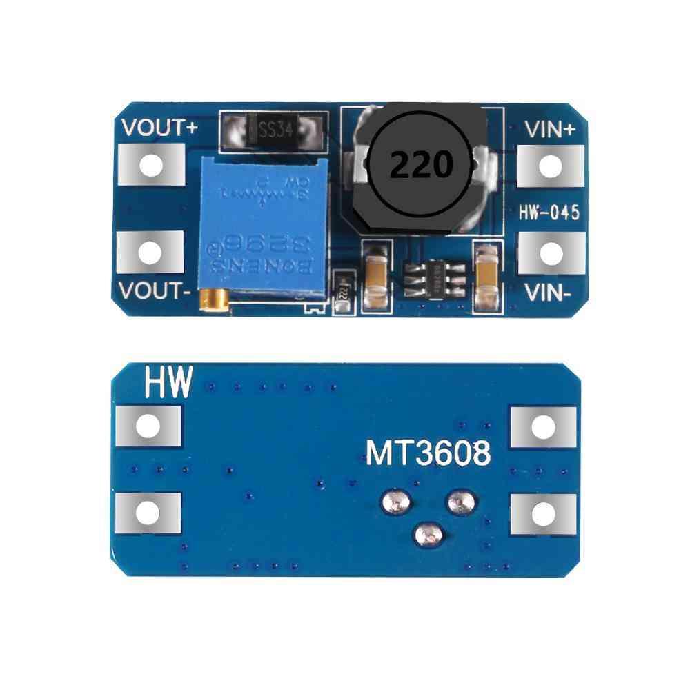 Dc-dc Adjustable Boost Converter Module-voltage Regulator