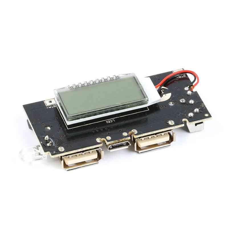 Mobile Power Module Accessories - 18650 Circuit Board