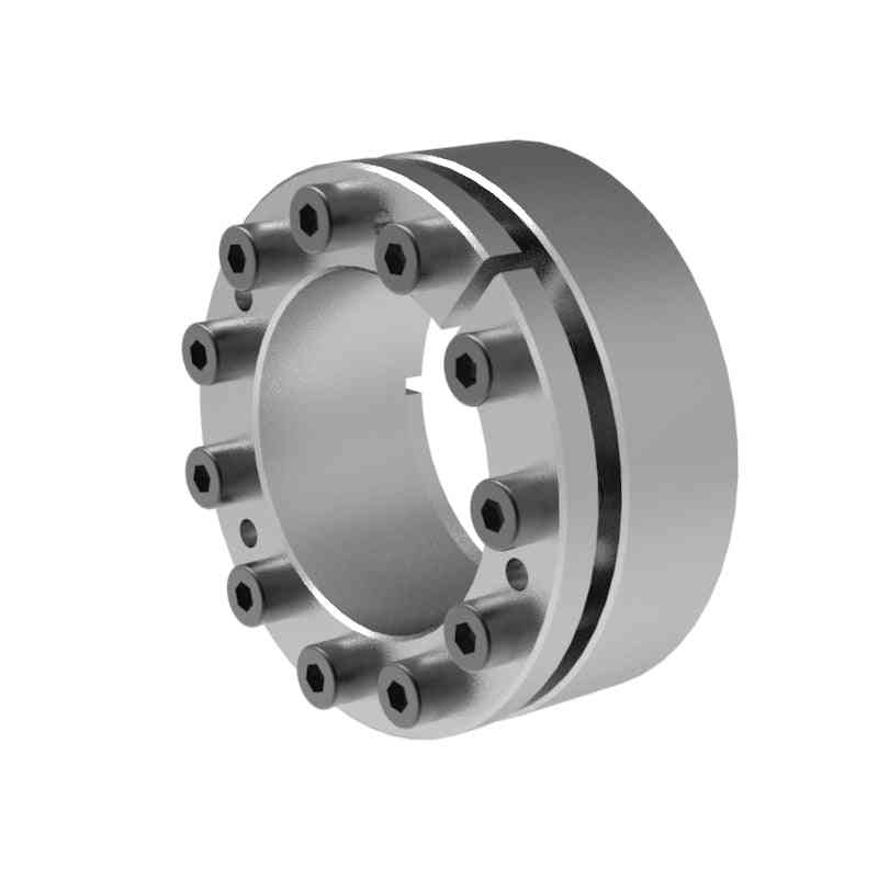Carbon Steel Shaft Keyless Locking Assembly