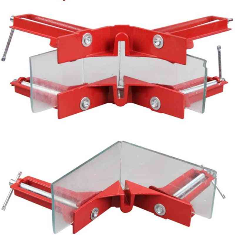 90 Degree Right Angle Clamps Toggle For Woodworking Hand Tool