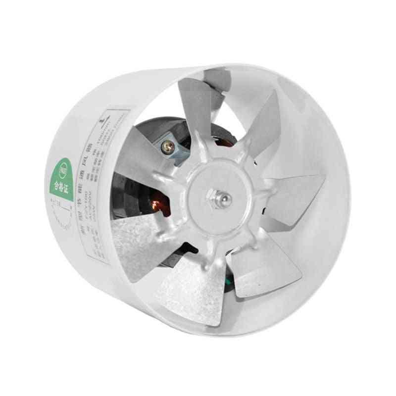 Air Ventilator, Metal Pipe Exhaust Fan For Bathroom, Toilet
