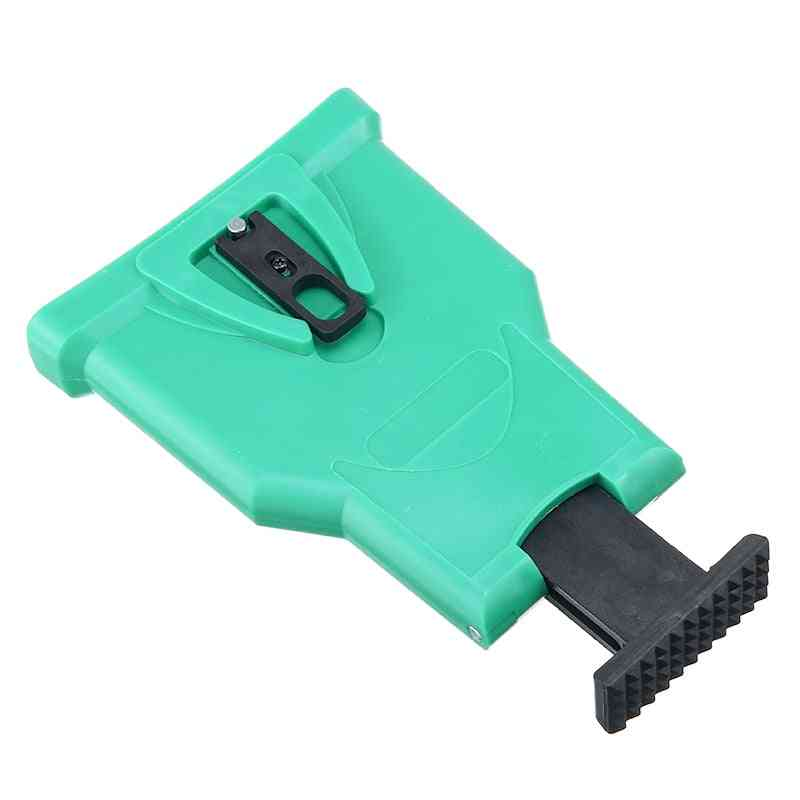 Professional Woodworking Chainsaw Teeth Sharpener Grinding With Additional Whetstone Tools