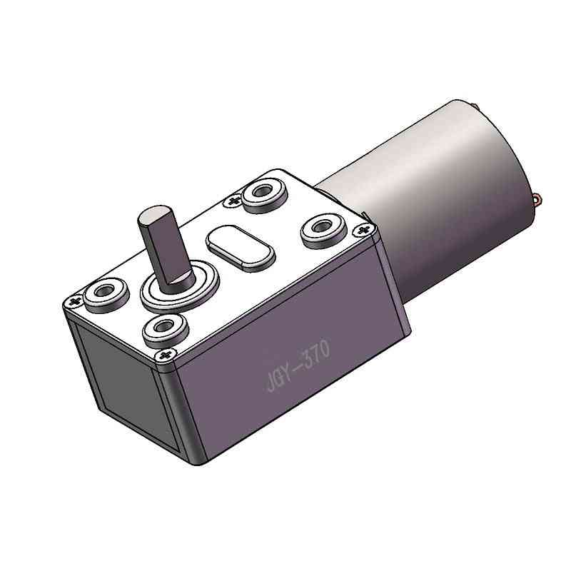 Jgy-370 Torque High Quality Reversed Electric Worm Gear Motor