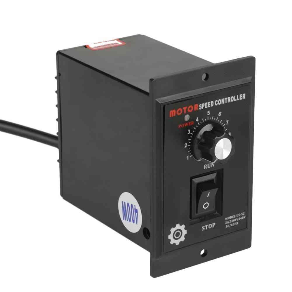 Motor Speed Pinpoint Regulator, Controller Forward & Backward