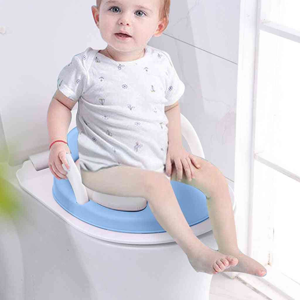 Childrens Removable Upholstered Potty Seat