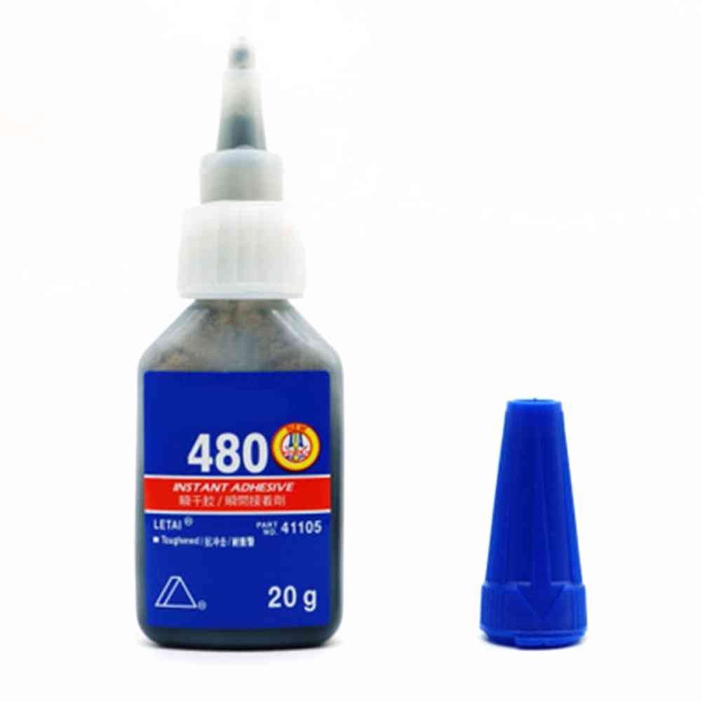 20g Multi-purpose Instant Adhesive For Fast Bonding Of Plastic And Rubbers