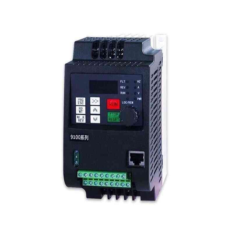 1 Phase Input And 3phase Output Frequency Converter - Ac Motor Drive