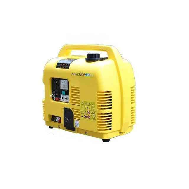 Portable Household Gasoline Generator - Silent With Single Phase