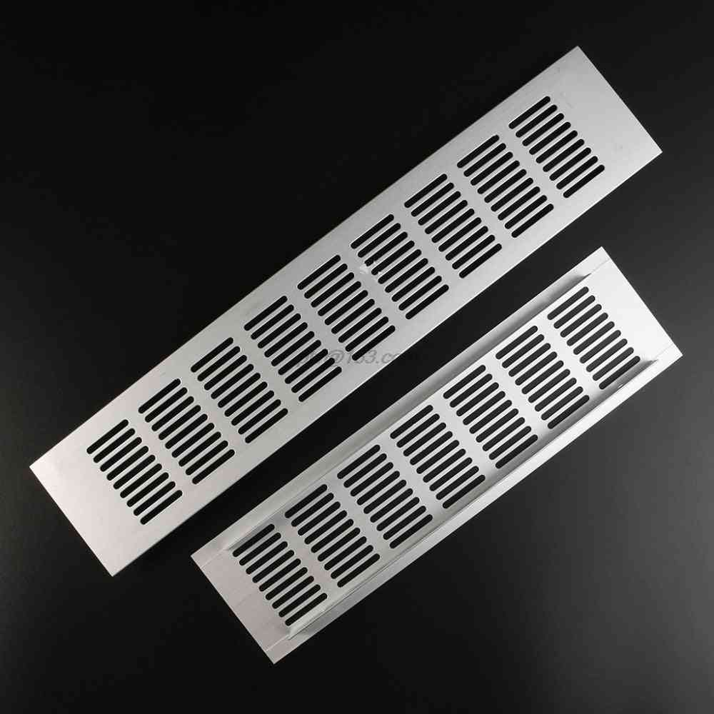 Aluminum Alloy Air Vent Perforated Sheet, Web Plate Ventilation Grille