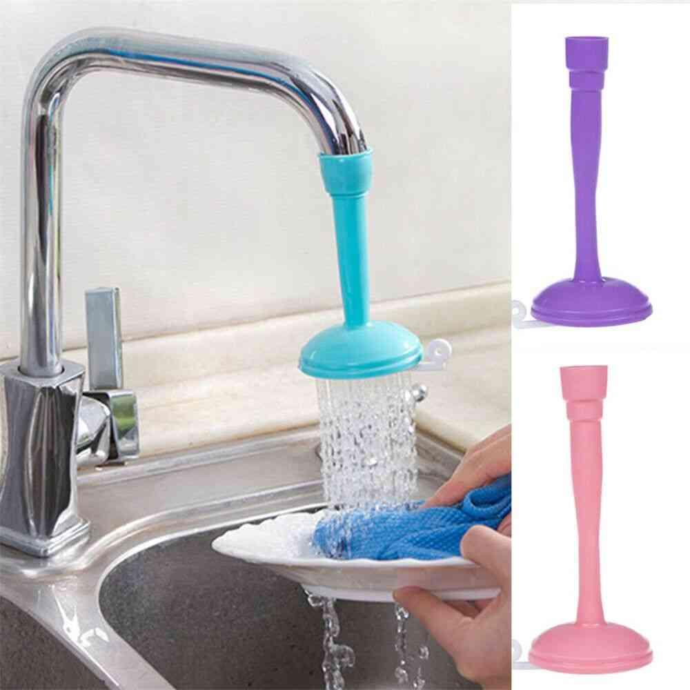 Water Saving Flexible Sink Tap Sprayer