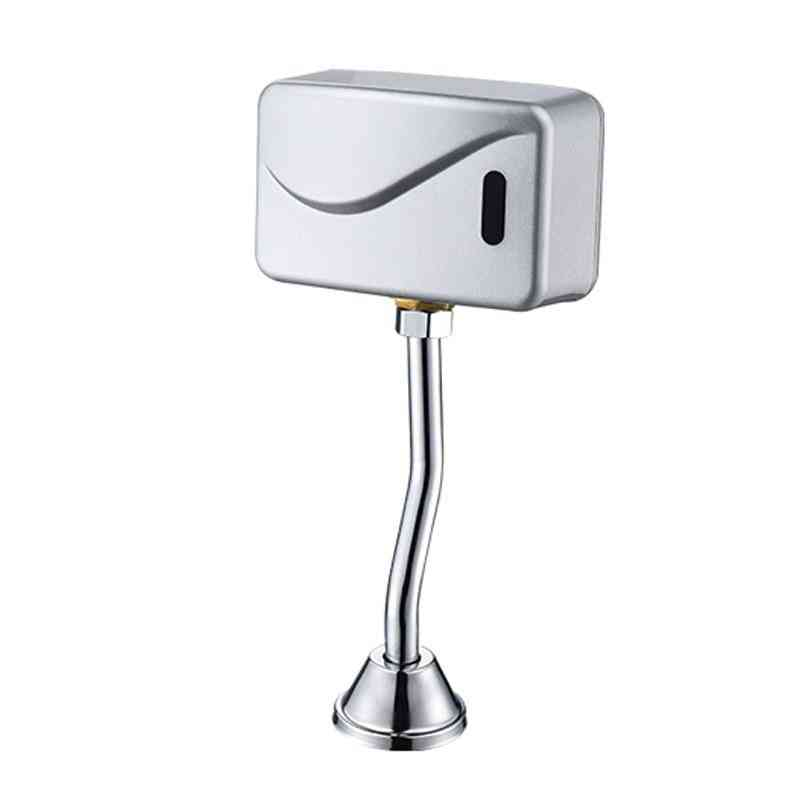 Urinal Flush Auto Sensor Valve - Wall Mounted Automatic Dc 6v Accessories