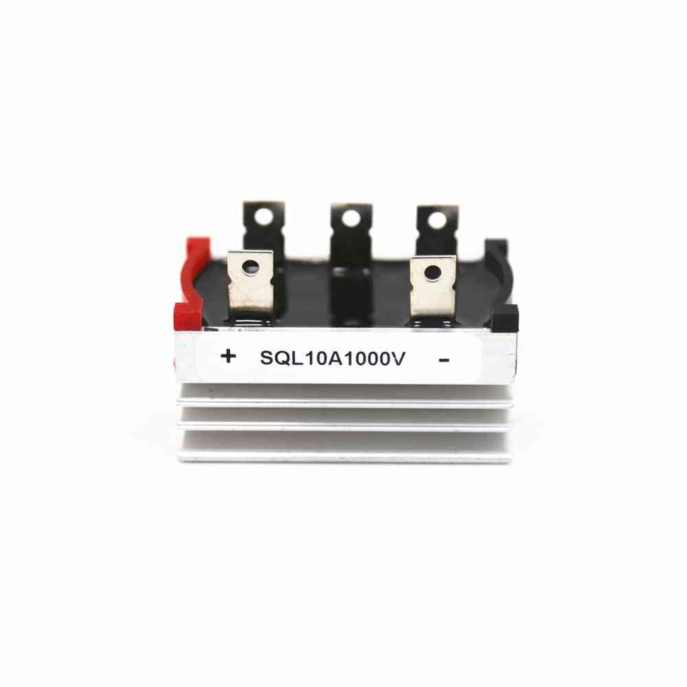 Dc Motor Electric Generator Three-phase Bridge Rectification Abstract Heat