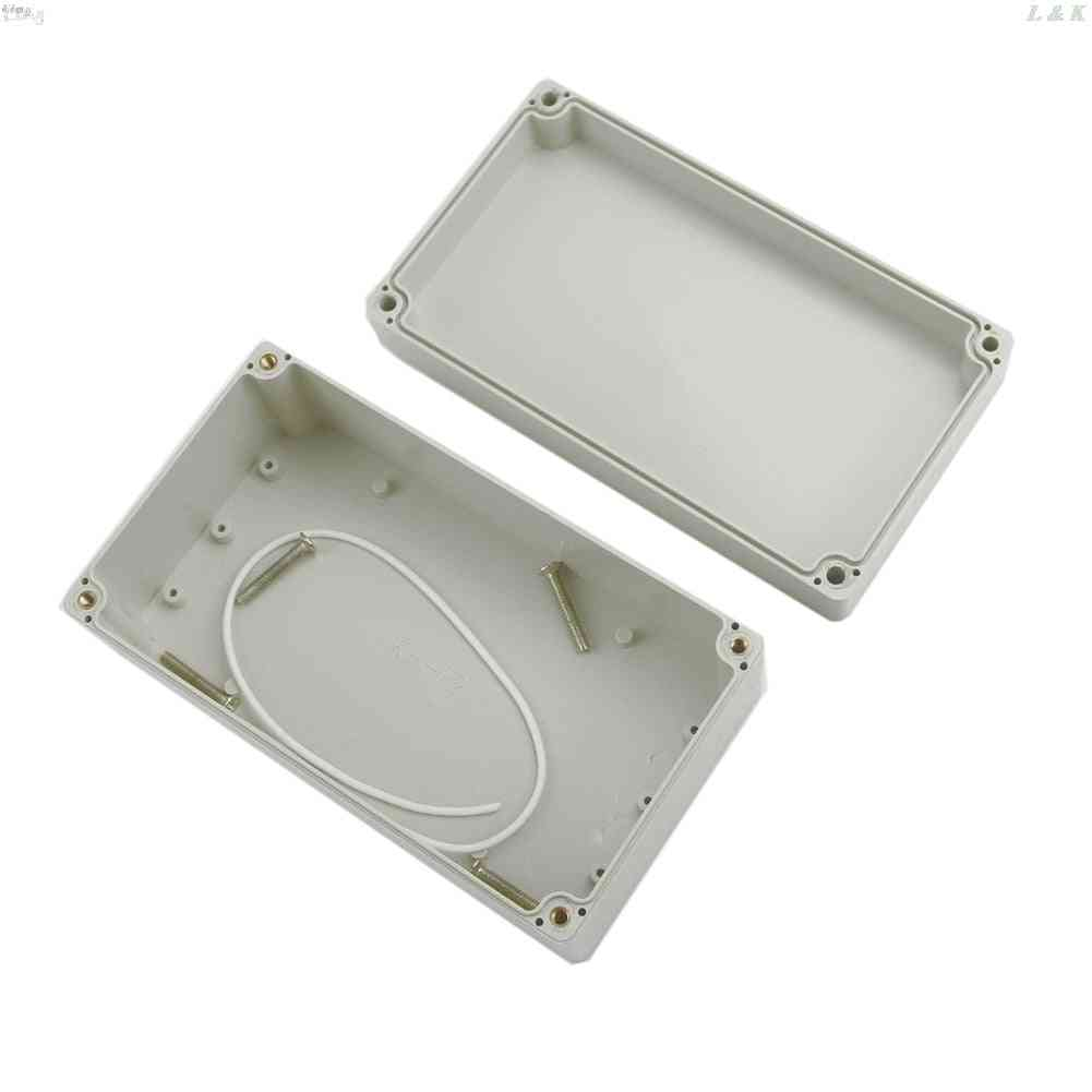 Waterproof Plastic Electronic Project Box - Enclosure Cover Case