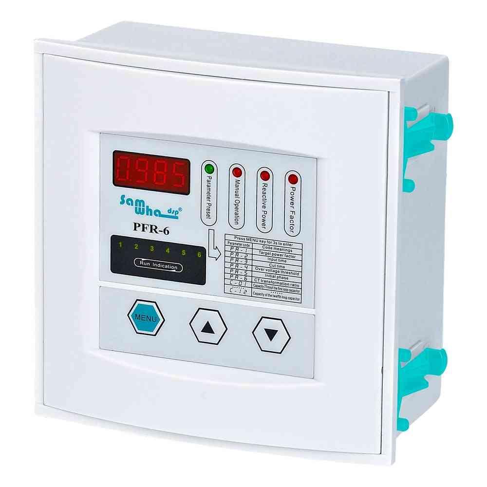 Samwha Dsp Pfr-6 Power Factor Controller