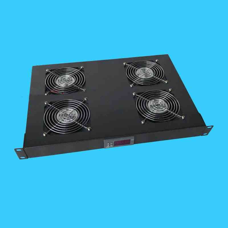 Rack Cabinets Temperature Control Fan - Unit Engine Room Ventilation With Controller