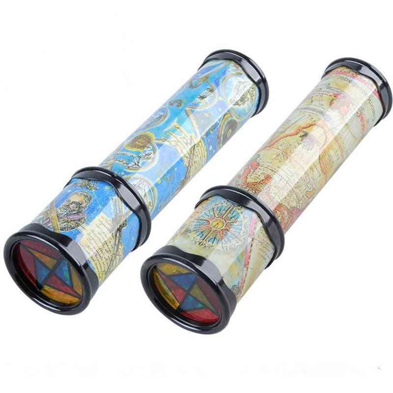 30cm Scalable, Rotation, Kaleidoscope - Magic, Changeful, Adjustable - Toy For Kids