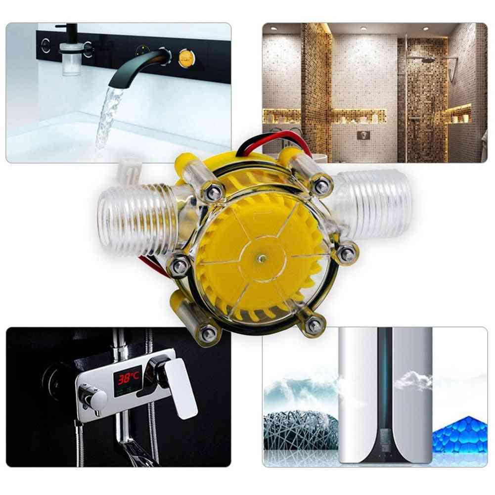 Hydraulic Stainless Steel Micro Hydro Generator, Dc 5v/12v/80v