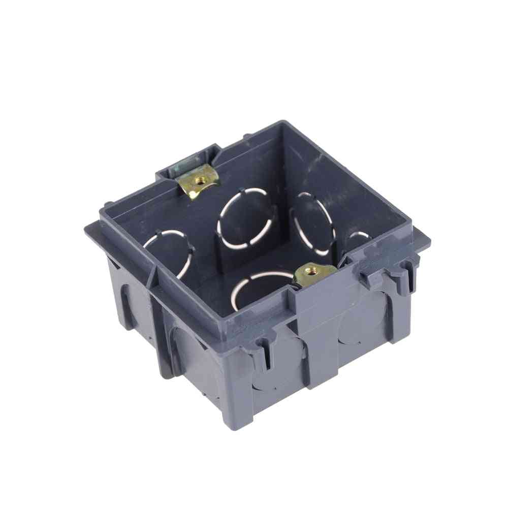 Plastic Wall Plate Mount Junction Box Type
