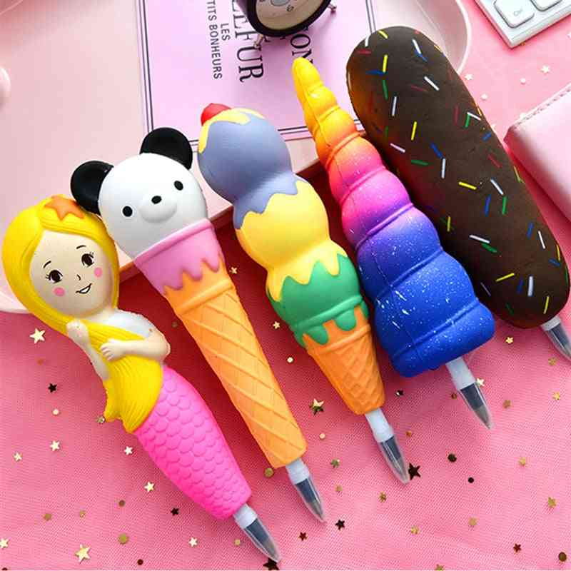 Antistress Slow Rising Squishy Toy Pen For
