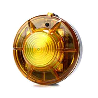 Portable Magnetic Emergency Warning Light, Road Safety Flare Lamp