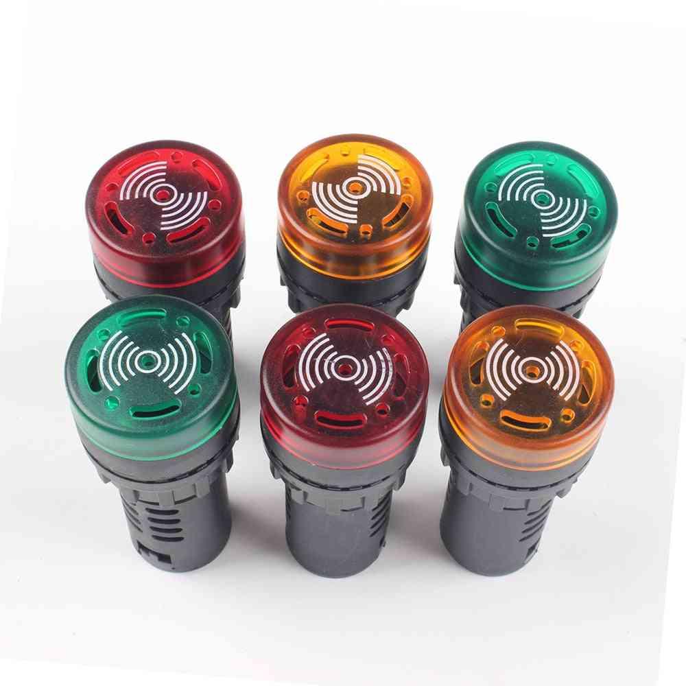 Colorful Led -active Buzzer Beep Alarm Indicator