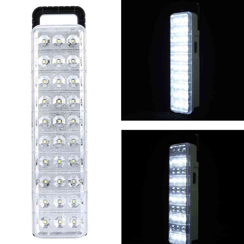 Waterproof 30led -multi-function Rechargeable Emergy Light