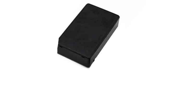Plastic Electronic Project Box, Enclosure Instrument Case