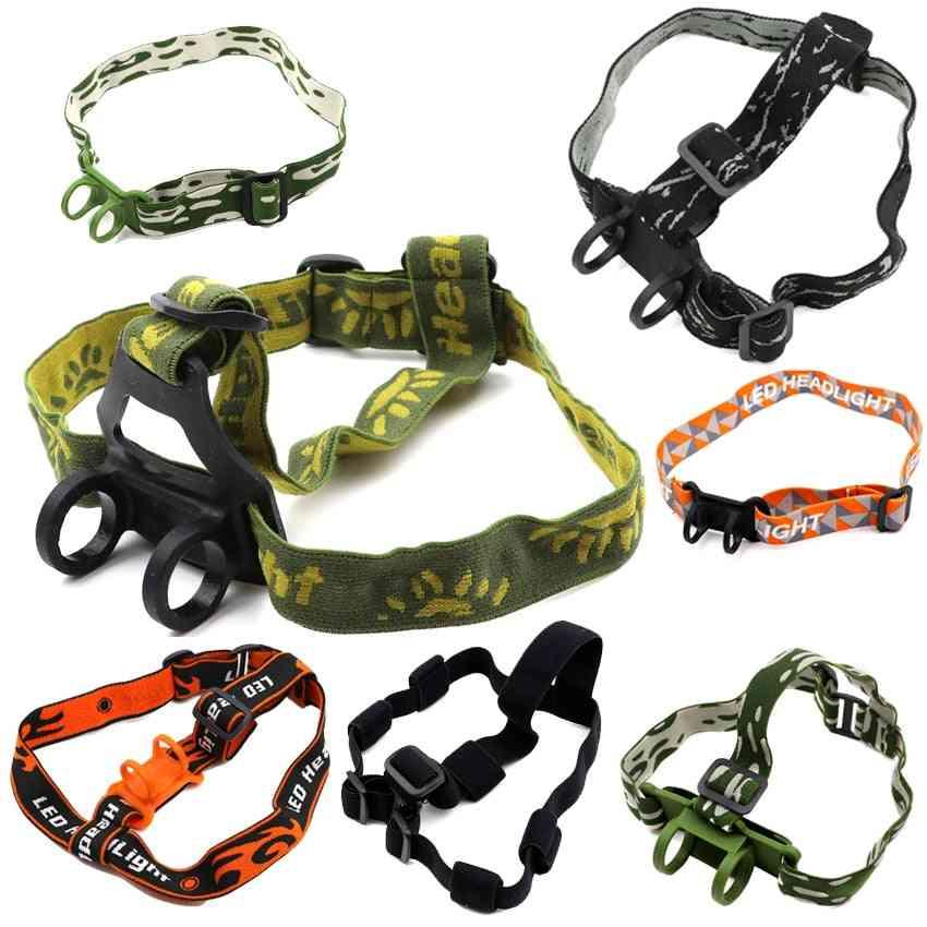 Headband Belt Strap, Mount Holder Stand