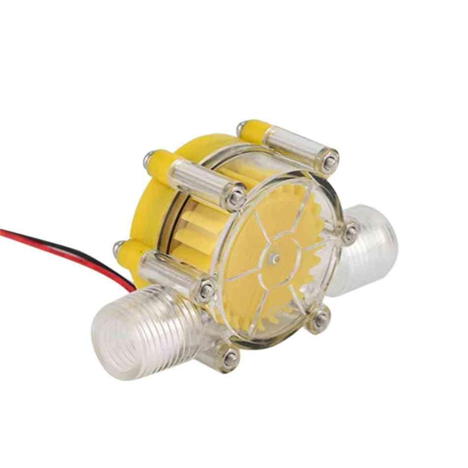 10w/12v Micro-hydro Water Turbine Generator