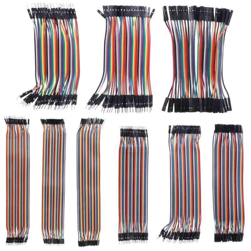 Cables M-f/m-m/f-f Jumper Breadboard Wire - Gpio Ribbon