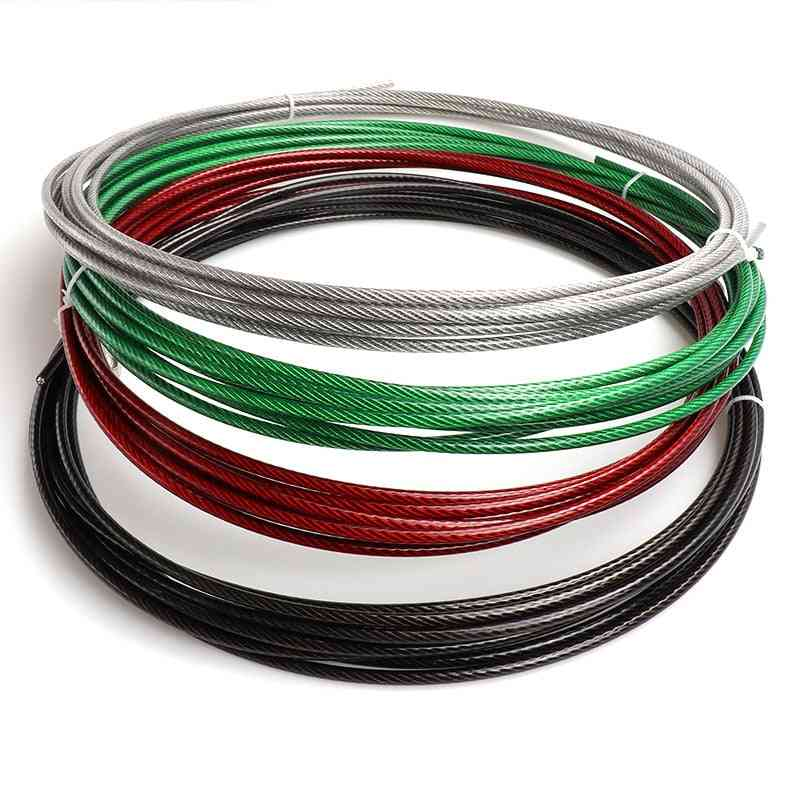 Pvc Plastic Coated Stainless Steel 304 Wire Cable