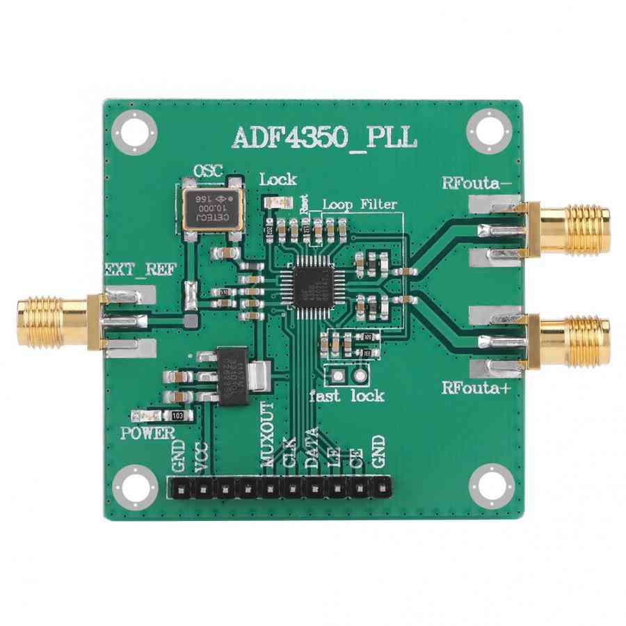 Rf Signal Source Frequency, Synthesizer Development Board
