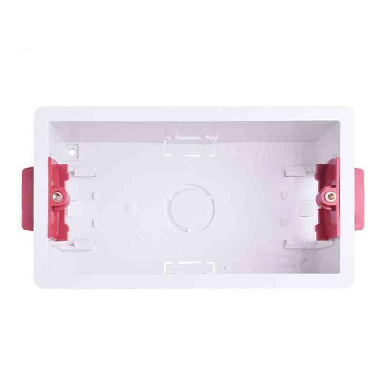 Dry Lining Box/wall Socket Cassette For Gypsum - Plaster Board