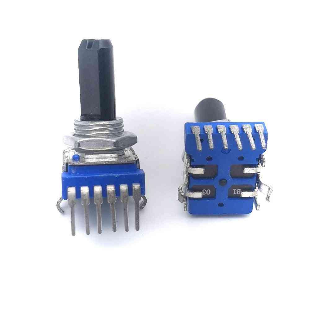 Multi  Pin Dual Channel Audio Mixer Potentiometer