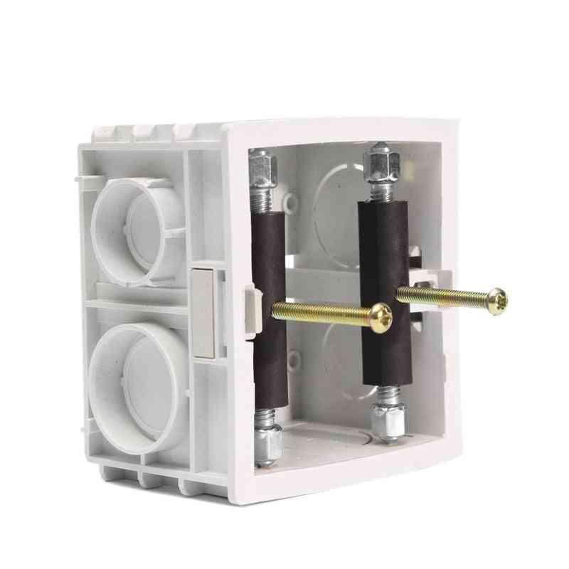 Wall Mount Switch Socket  Screw -support Rod Box