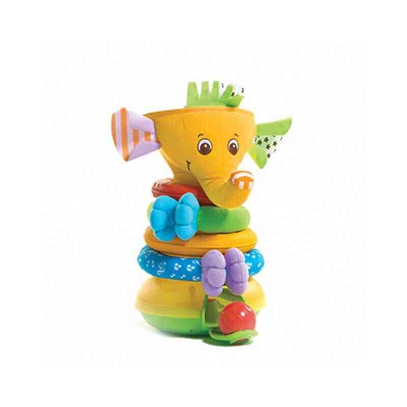 Musical Stack & Ball Toy