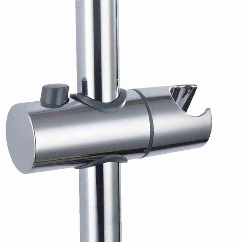 Adjustable 24-25mm Shower Slide, Support Bar
