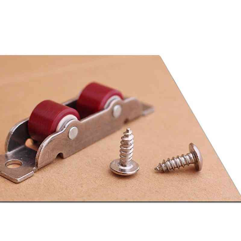 Stainless Steel Sliding Window Rollers / Pulley