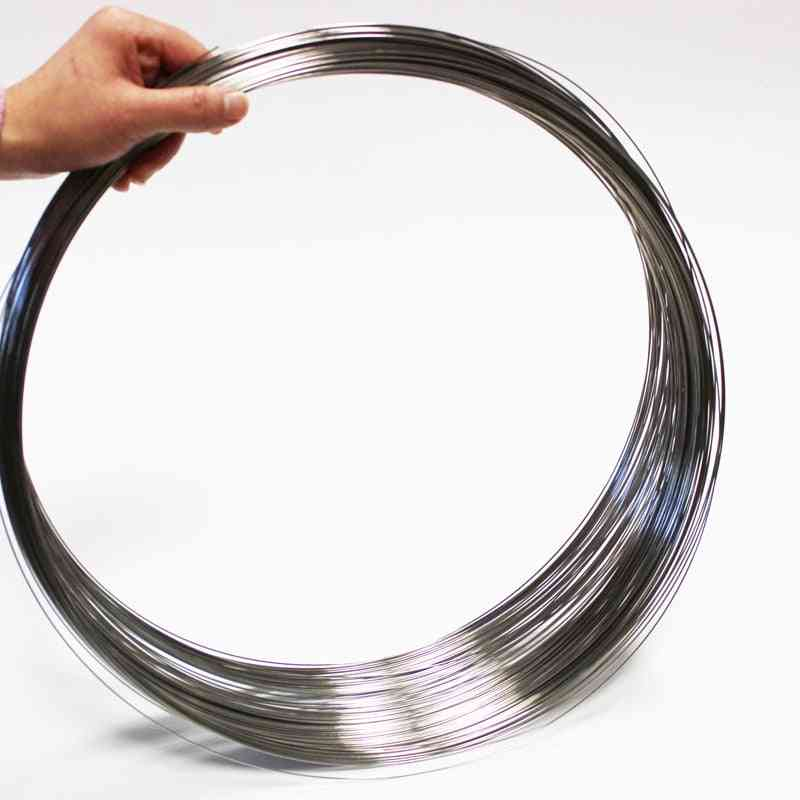 2m Stainless Steel Spring Wire