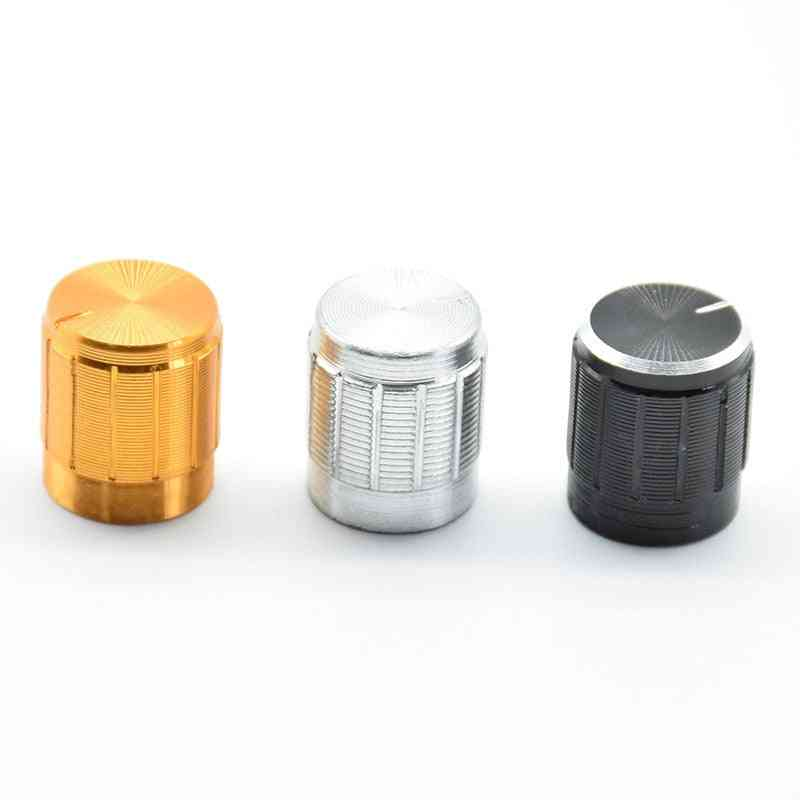 Aluminum Potentiometer Knob Cap/ Rotary Switch