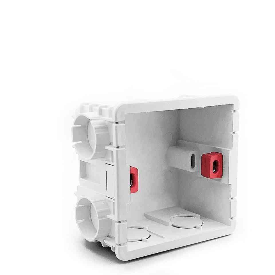 86mm Plastic Internal Mount Box, For Wall Light Switch