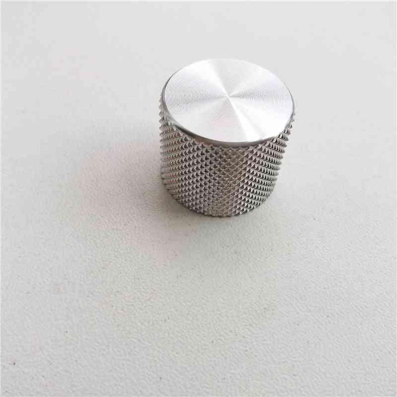 Aluminum Plastic Potentiometer Knob For Amplifier