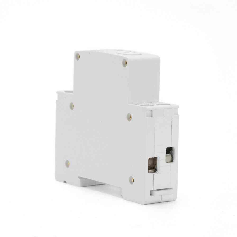 Din Rail Wifi Circuit Breaker- Smart Timer Switch