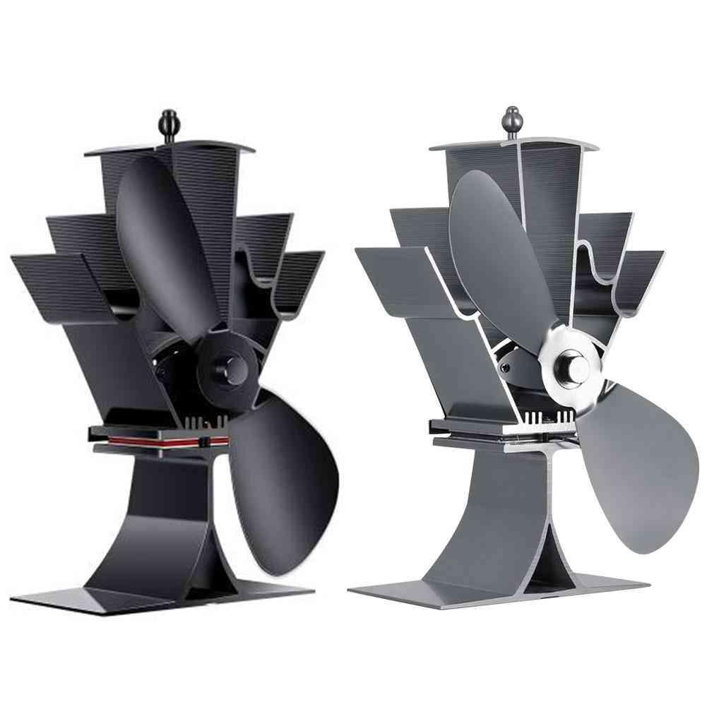 Thermal Safe Efficient Stove Cooler Fan
