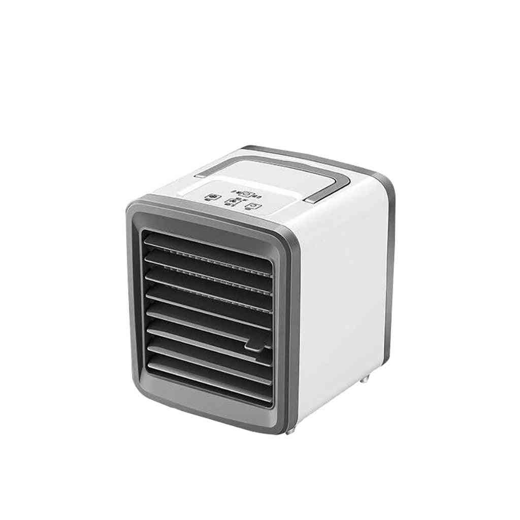 Mini Fan Portable Air Cooler For Room Cooling, Desktop & Airconditioning