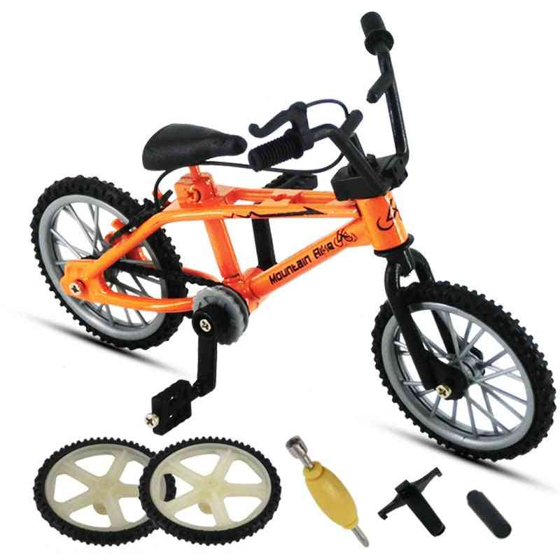 Excellent Quality Bmx Toys, Alloy Finger Bmx Functional Kids Bicycle