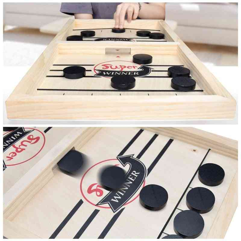 Foosball-table Hockey Game -child Interactive Toy