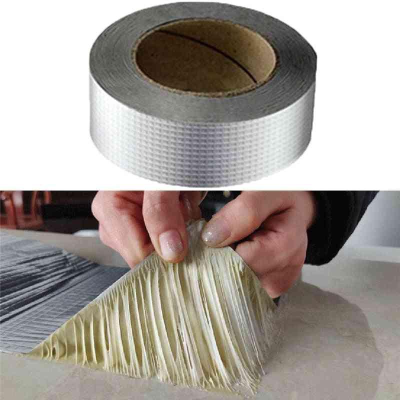 Aluminum Foil Adhesive, Waterproof Duct Tape