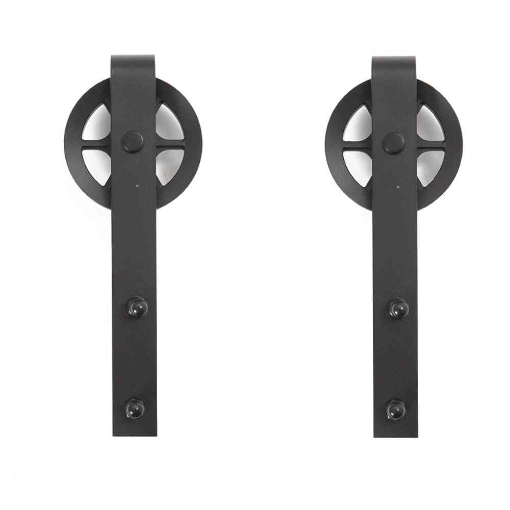 Carbon Steel Big Hanger Roller- Interior Sliding Barn Door Hardware