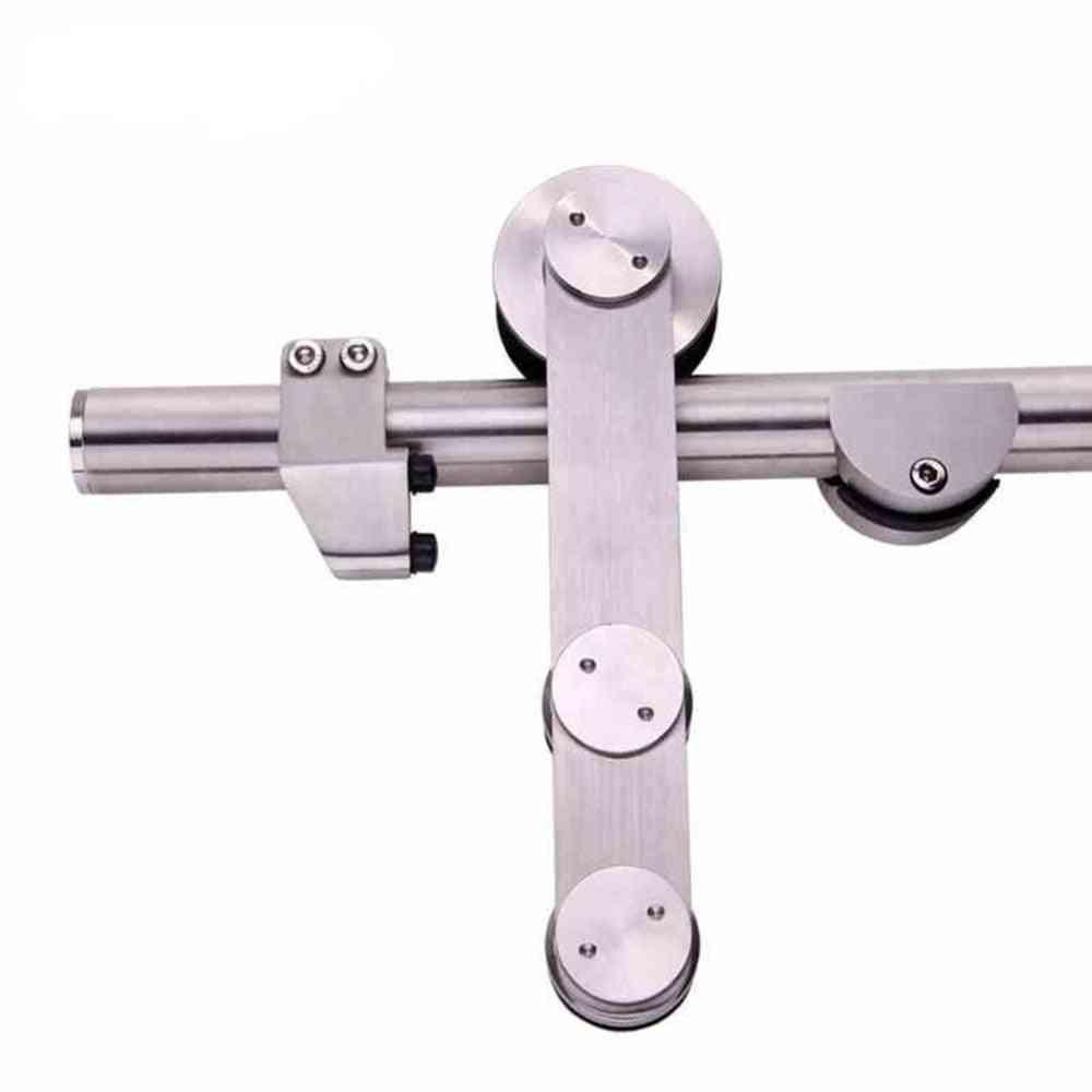Stainless Steel Hardware For Frameless Glass Sliding Door